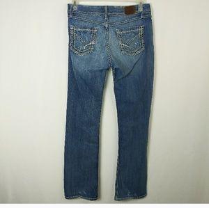BKE Harper Straight Jeans 36R